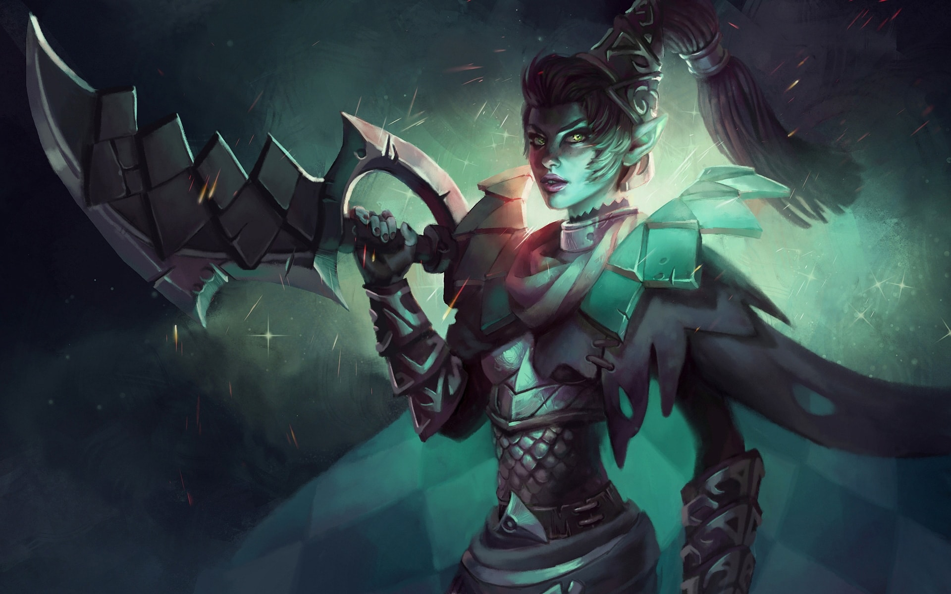 Dota2 : Phantom Assassin Free