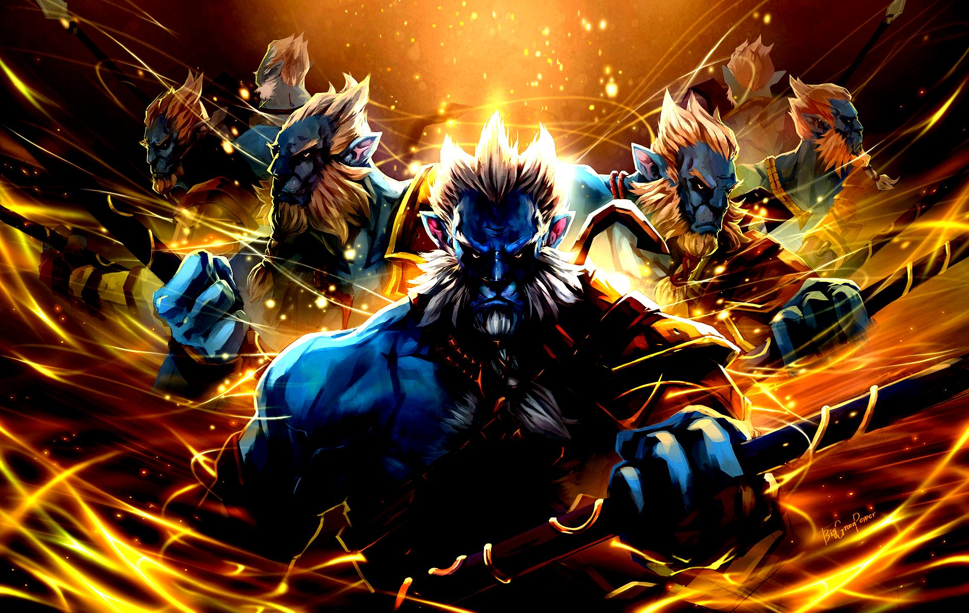dota2 : phantom lancer hd wallpapers | 7wallpapers