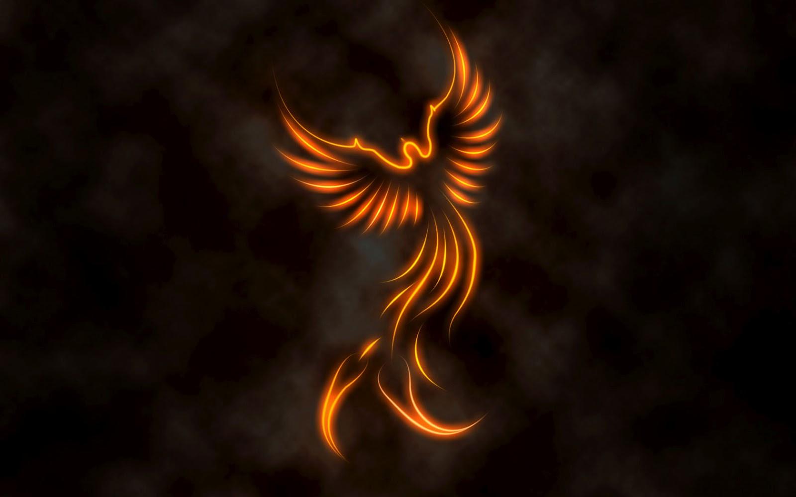 Dota2 : Phoenix desktop wallpaper