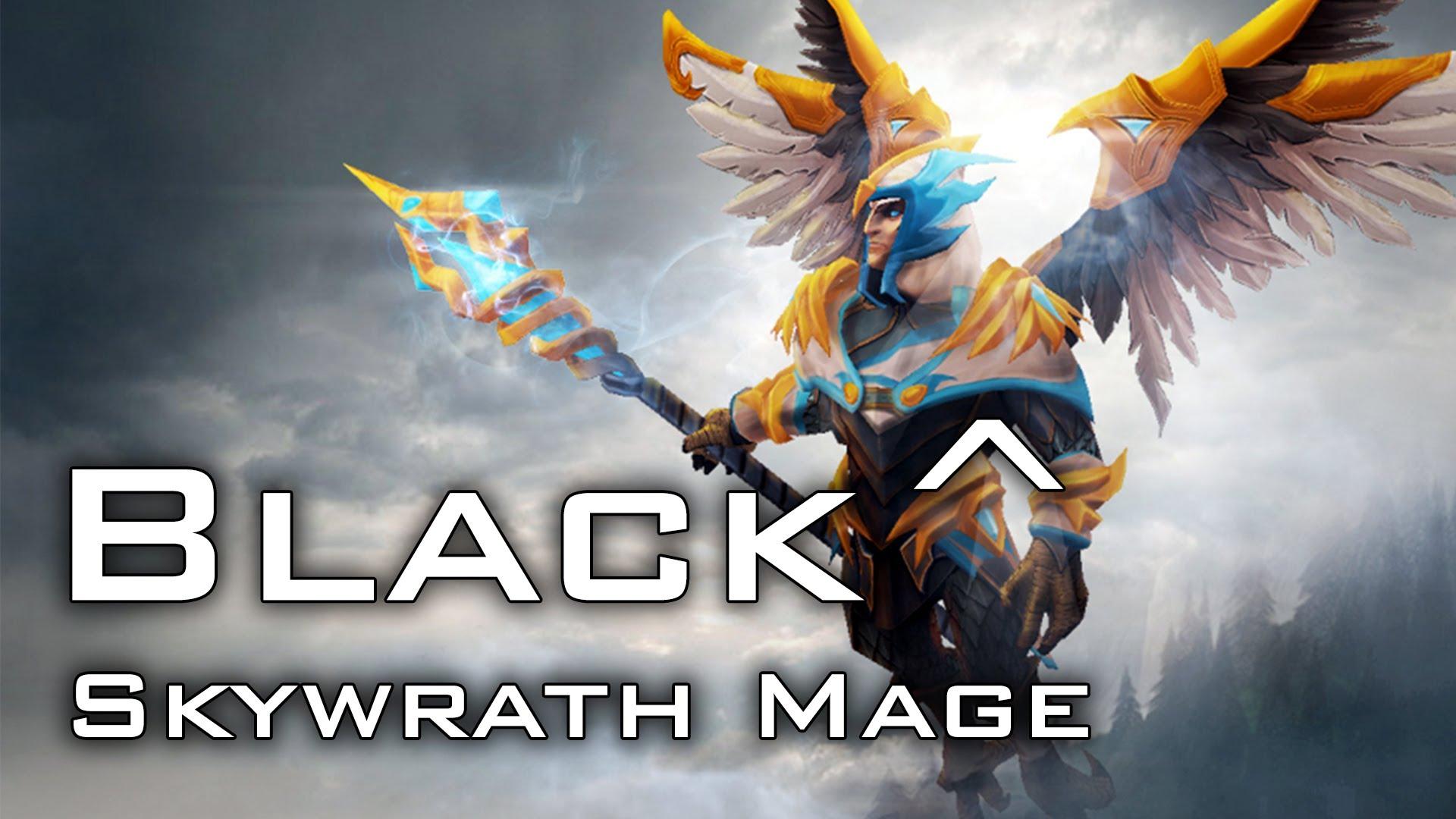 Dota2 : Skywrath Mage Free