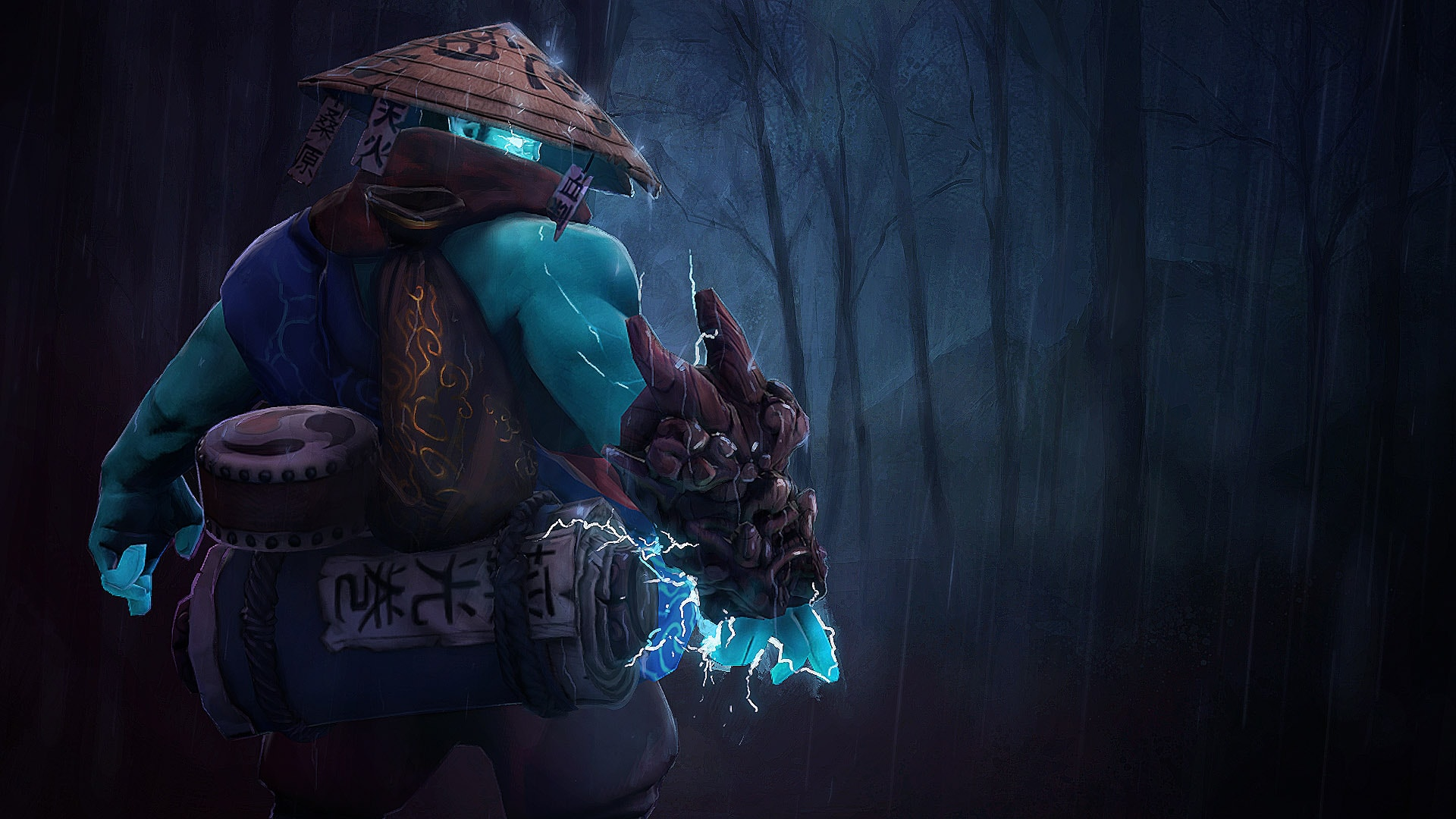 Dota2 : Storm Spirit widescreen