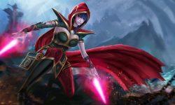 Dota2 : Templar Assassin widescreen