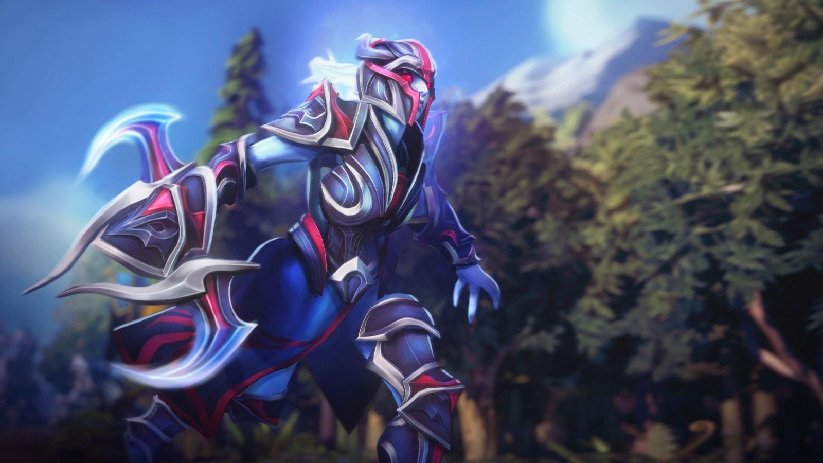 Dota2 : Vengeful Spirit widescreen