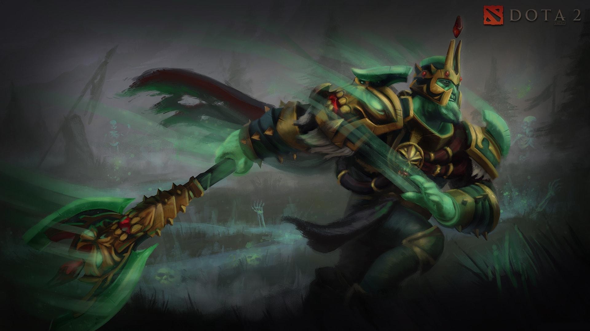 Dota2 : Wraith King HD