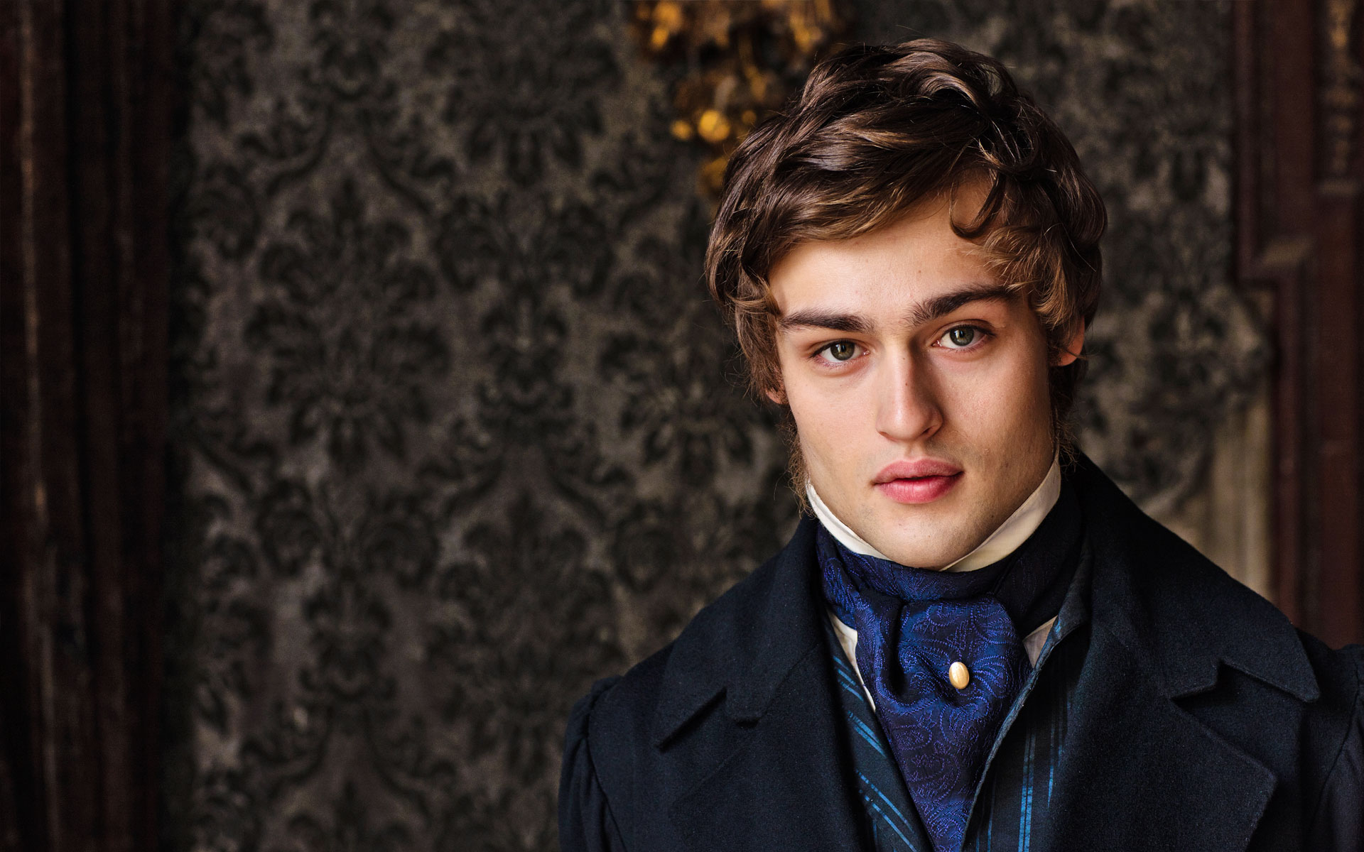 Douglas Booth Free