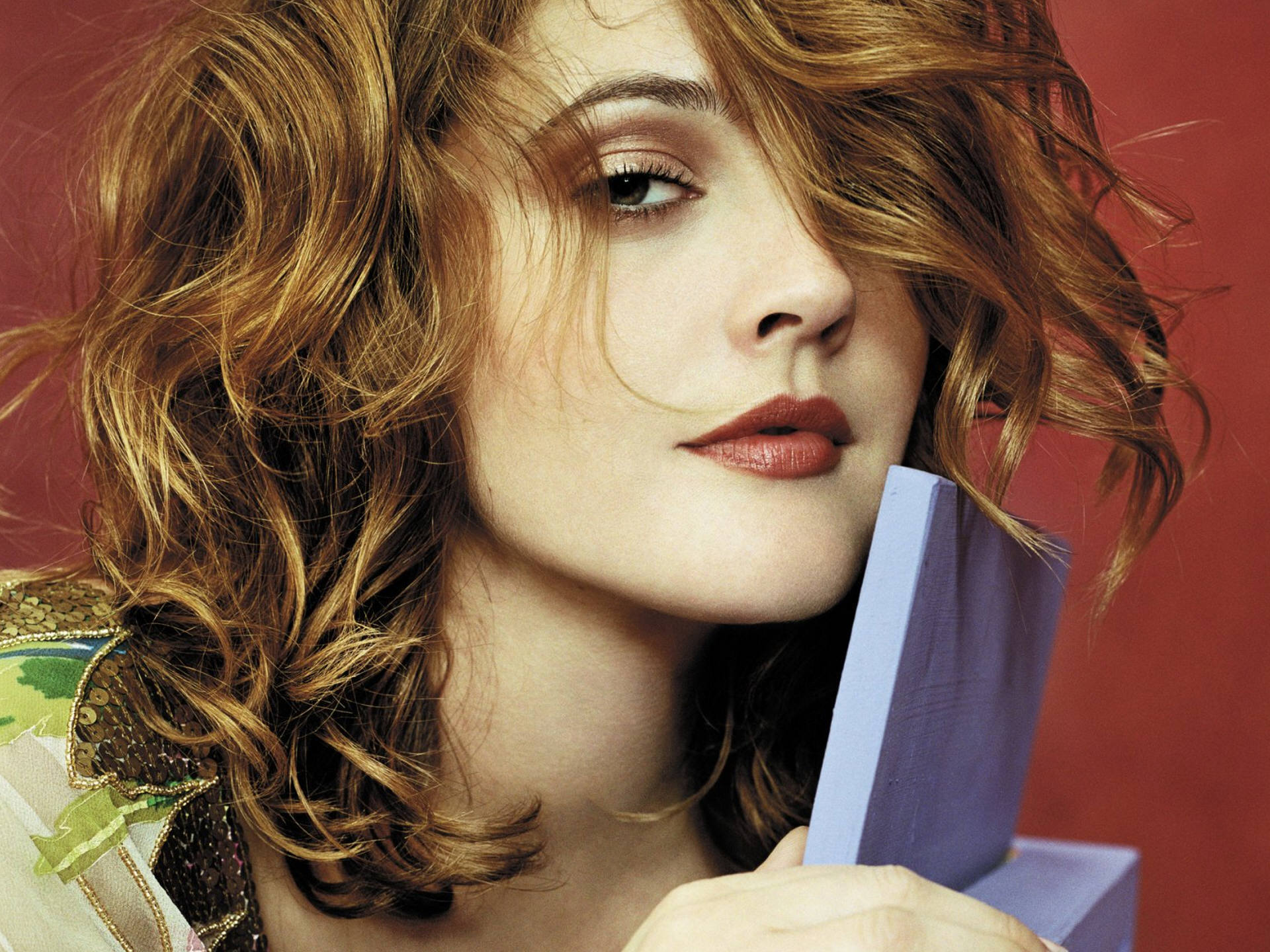 Drew Barrymore Widescreen
