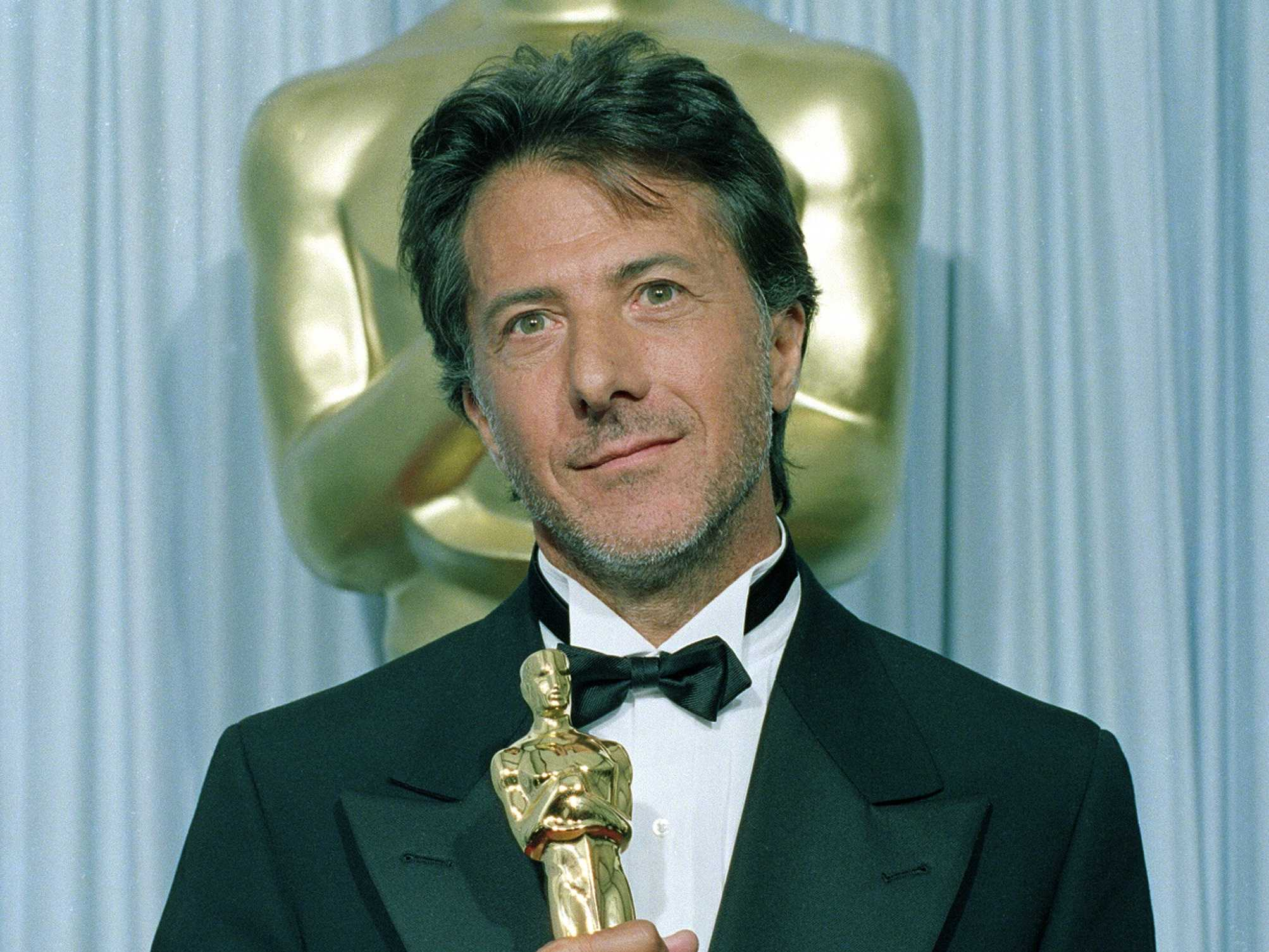 Dustin Hoffman Widescreen