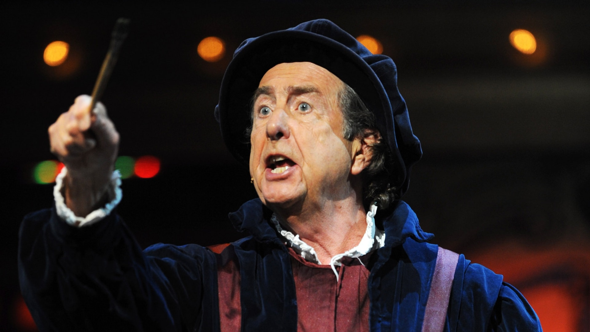 Eric Idle Widescreen