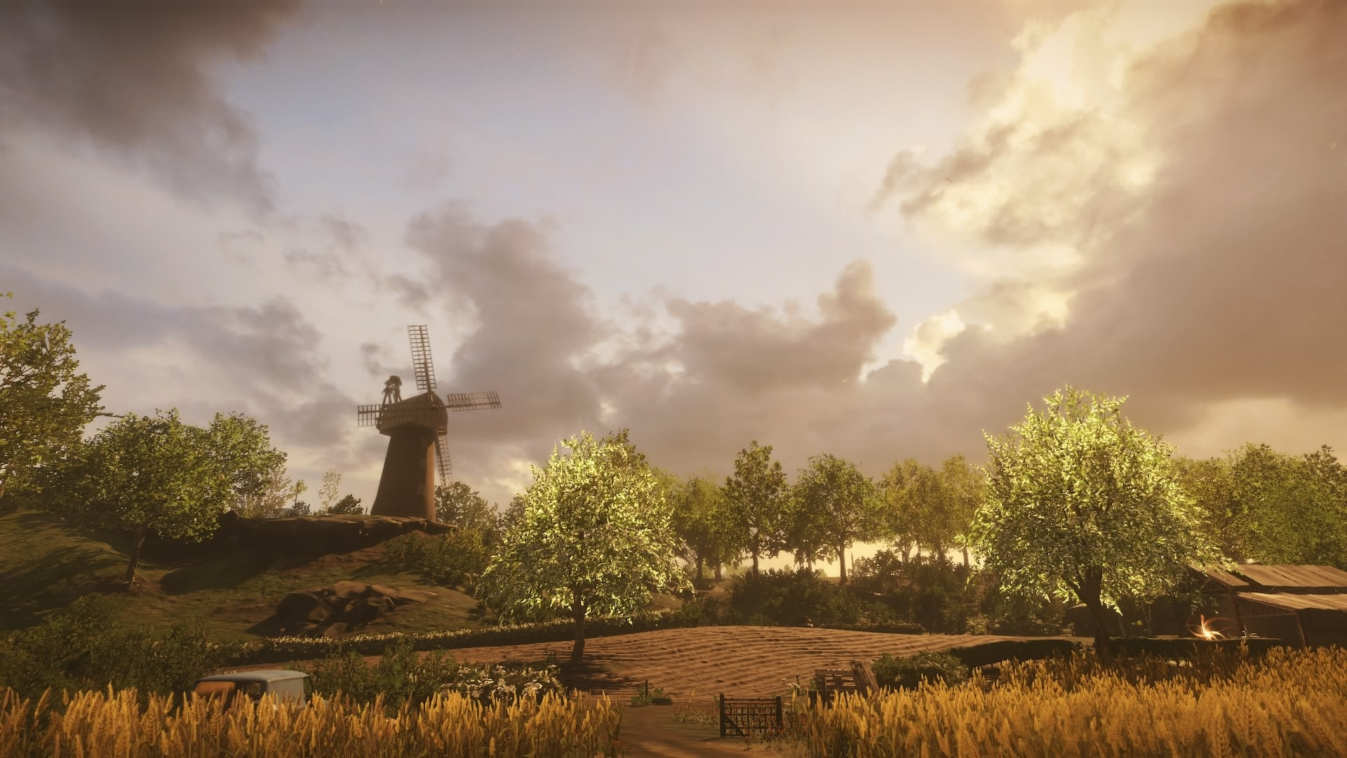 Everybody's Gone to the Rapture Widescreen