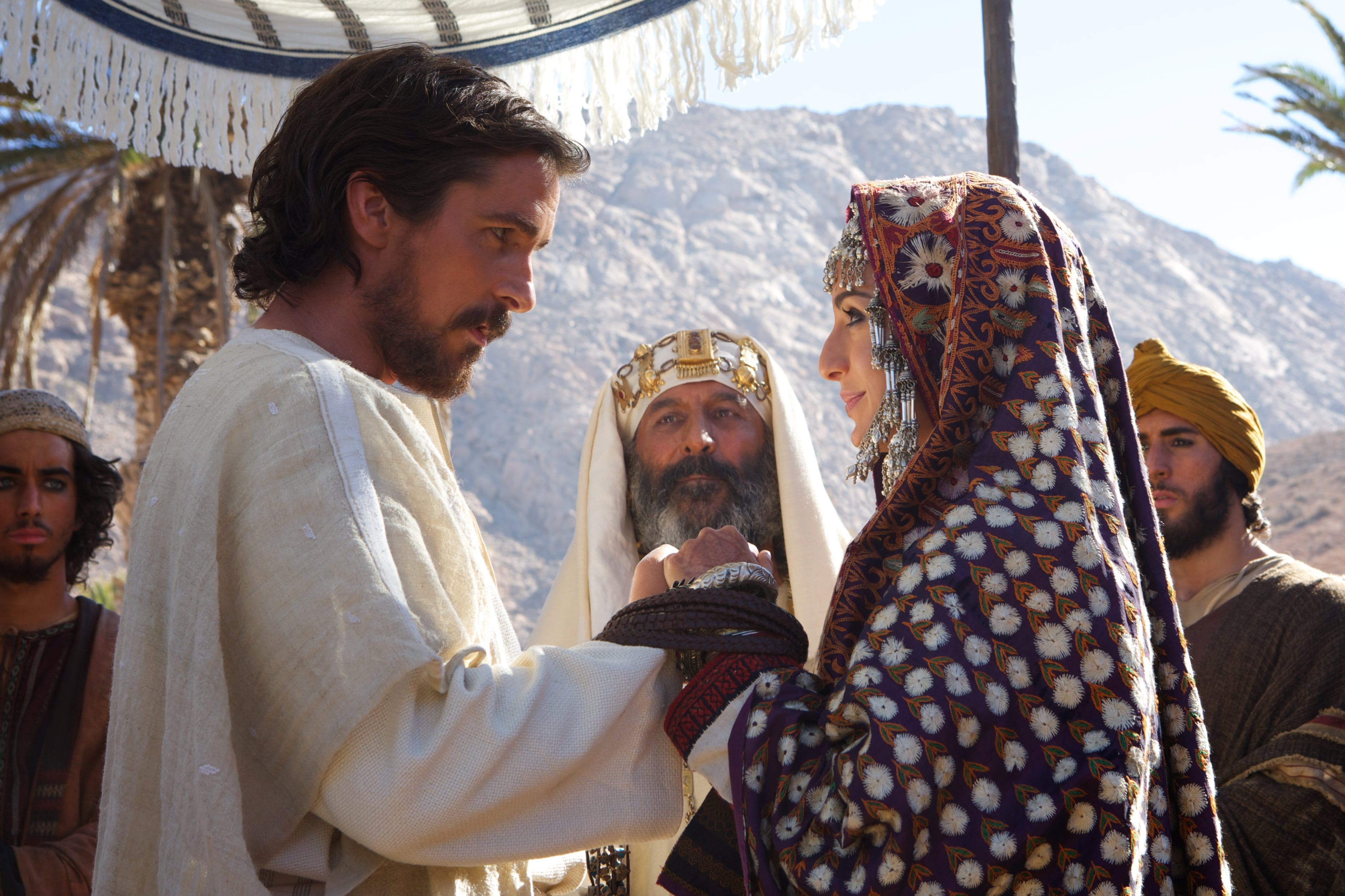 Exodus: Gods And Kings widescreen