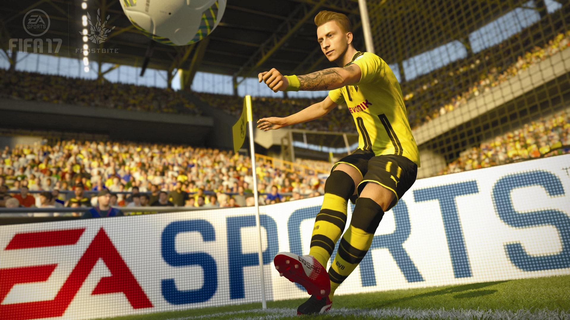FIFA 17 Widescreen