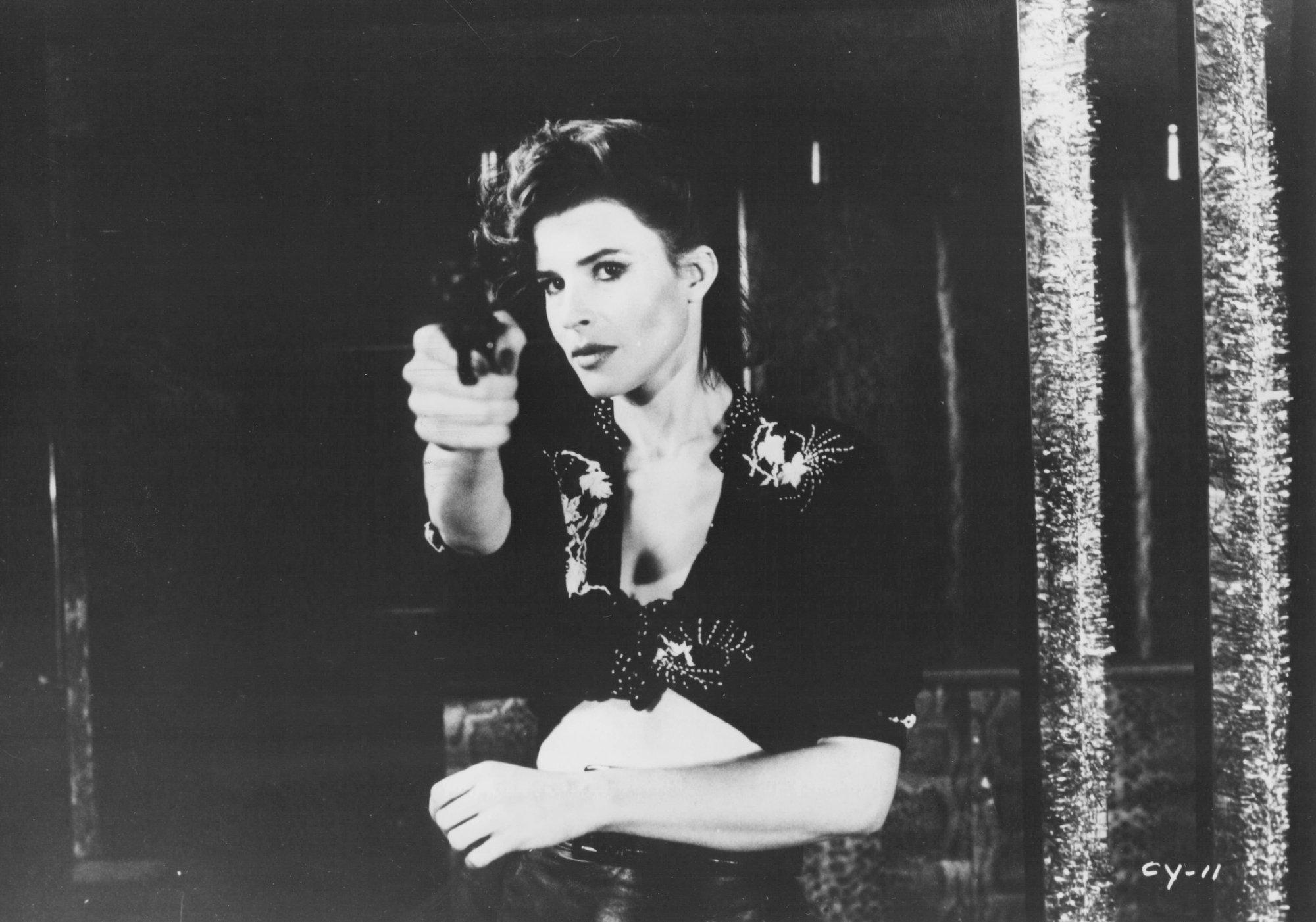 Fanny Ardant Widescreen