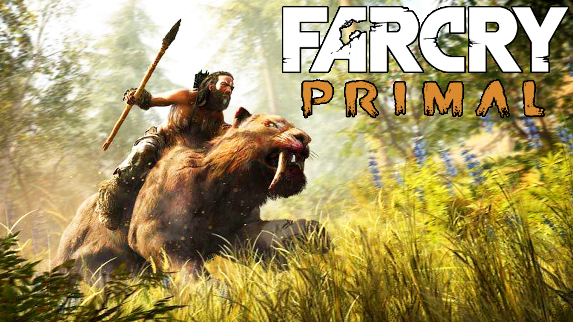 Far Cry Primal Widescreen