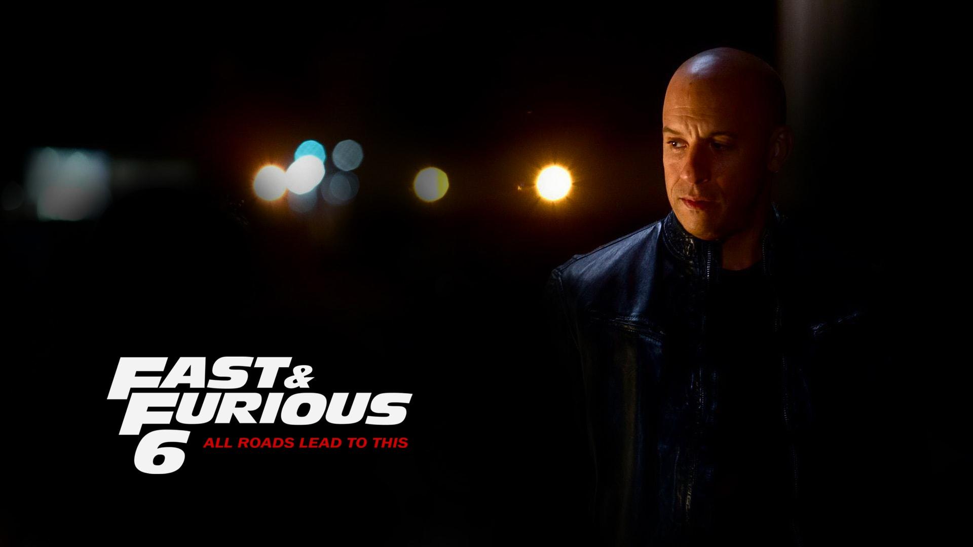 Fast & Furious 6 widescreen