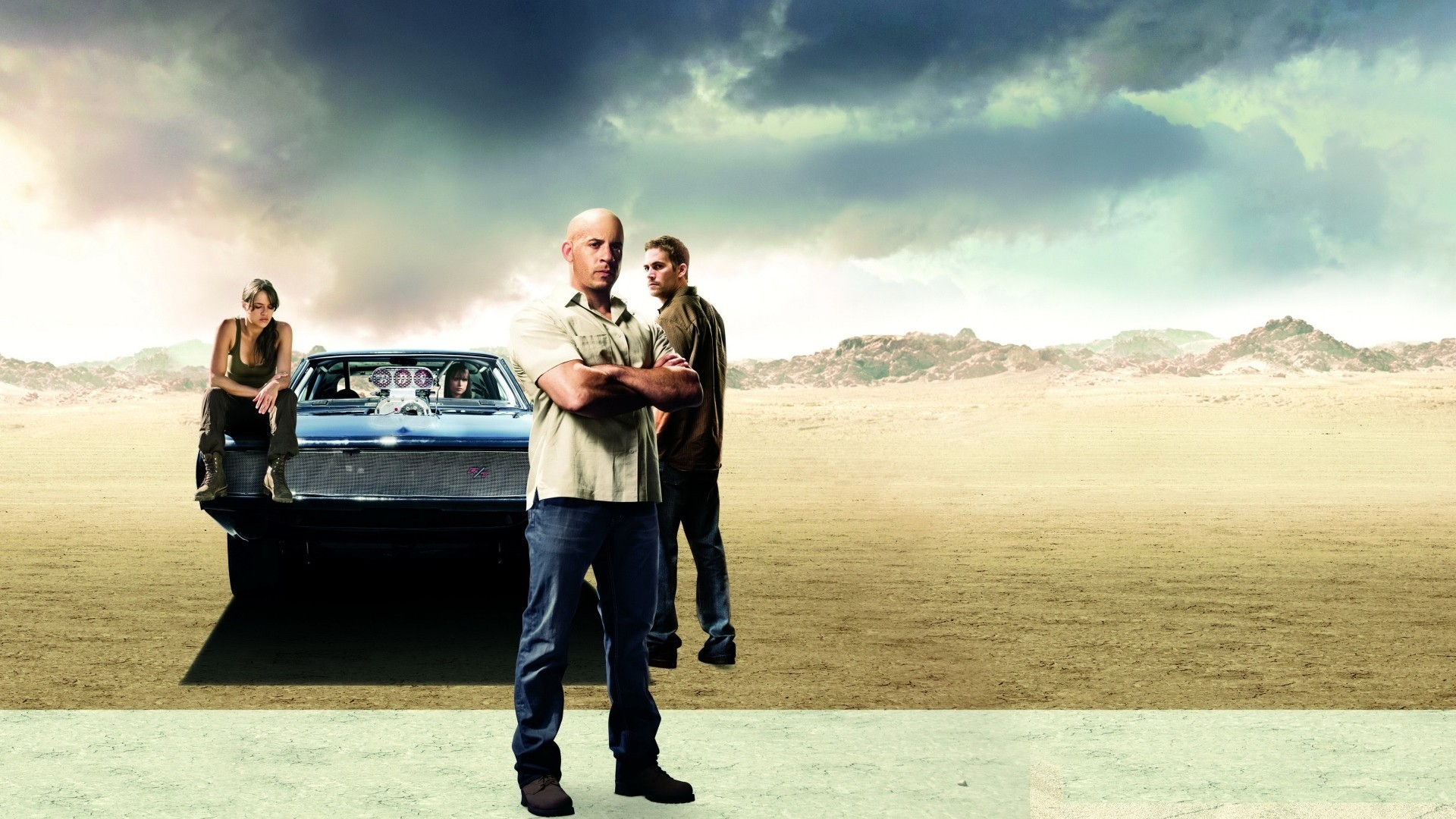Fast & Furious 7 widescreen