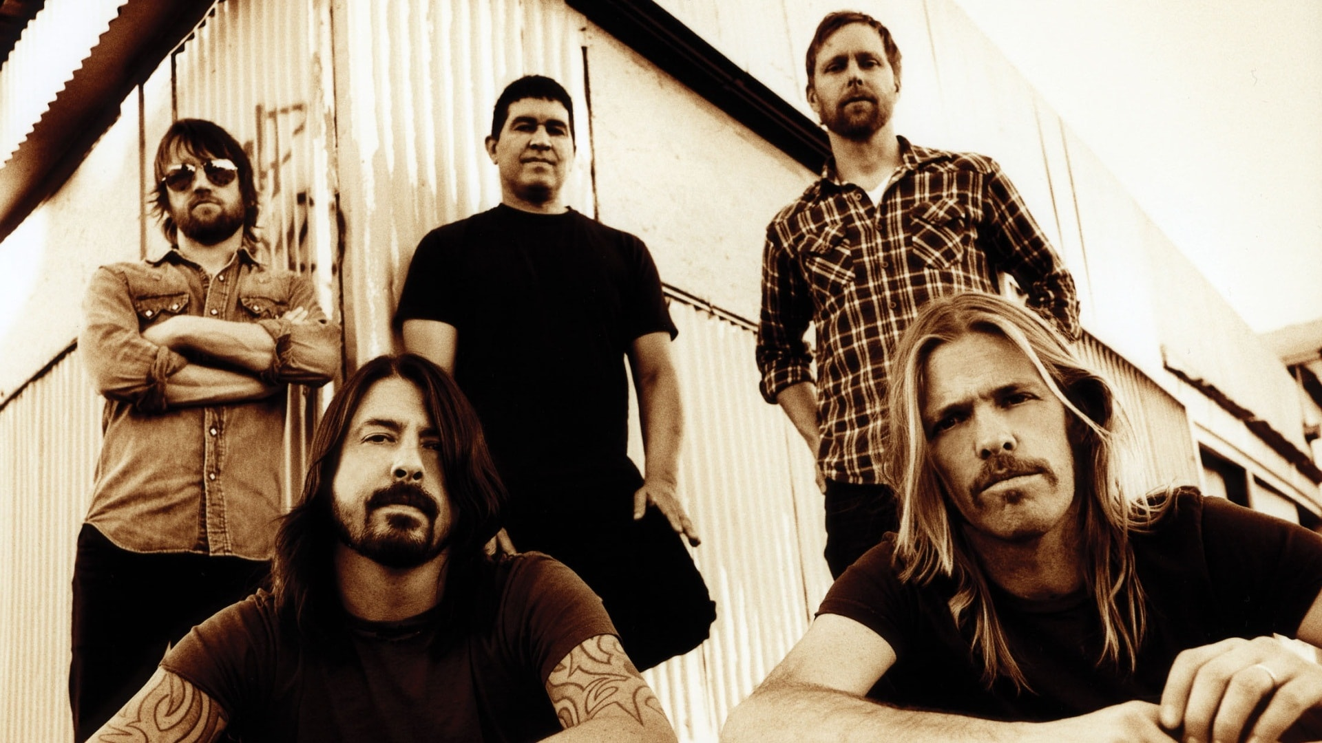 Foo Fighters Widescreen