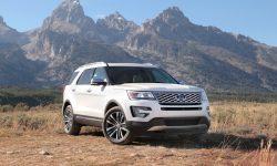 Ford Explorer Widescreen
