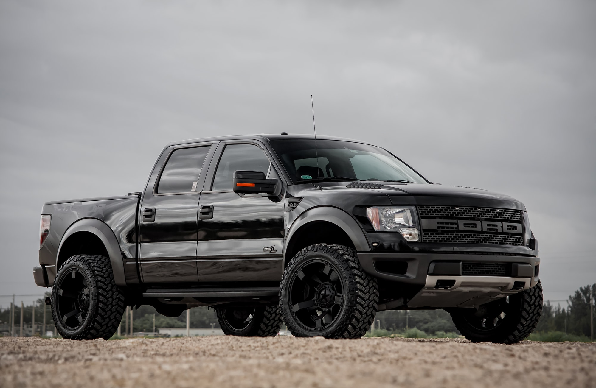 Ford F-150 SVT Raptor Widescreen