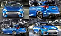 Ford Focus 3 RS Widescreen
