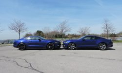 Ford Mustang 6 Widescreen