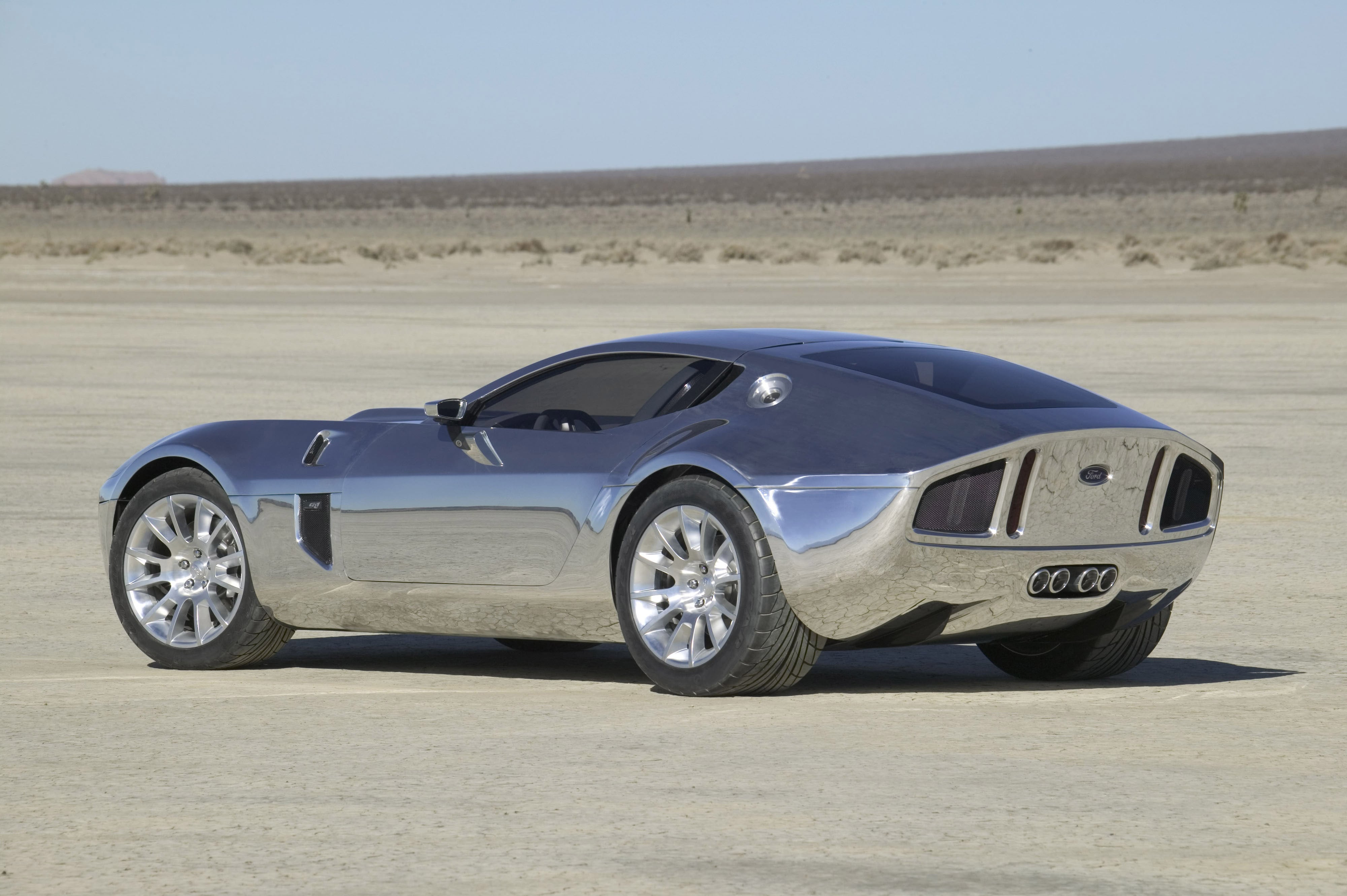 Ford Shelby GR1 Concept Widescreen