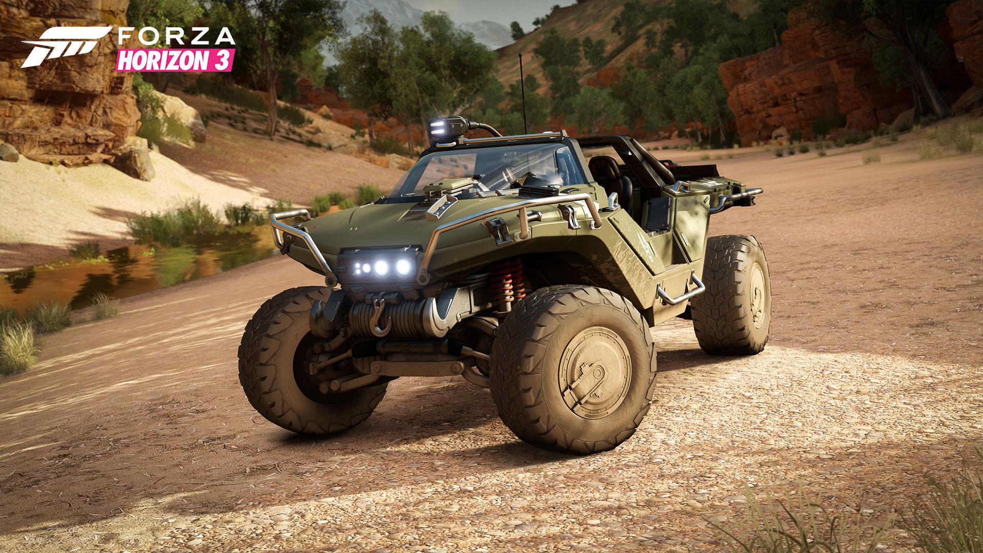 Forza Horizon 3 Widescreen