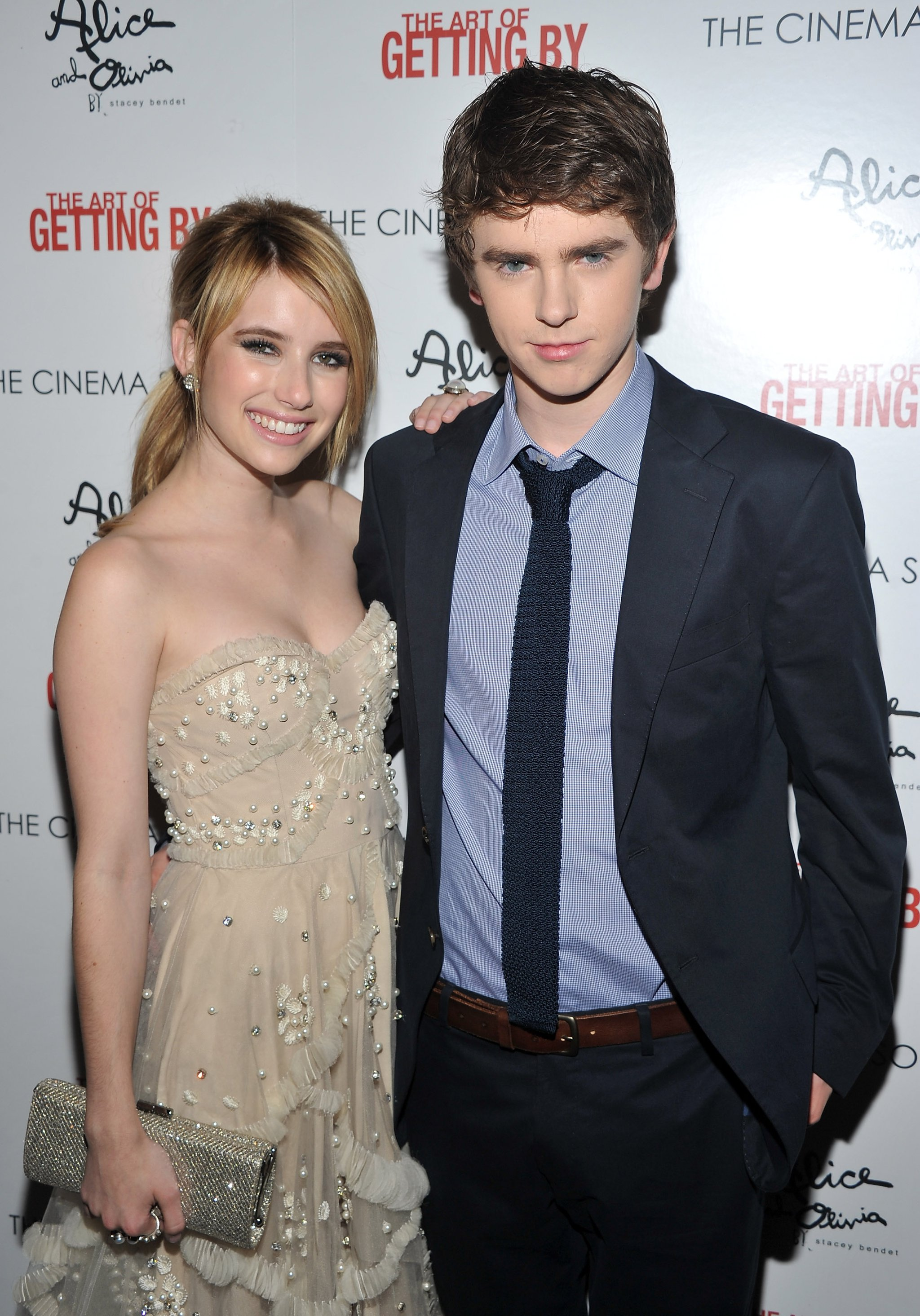 Freddie Highmore Widescreen