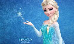 Frozen widescreen