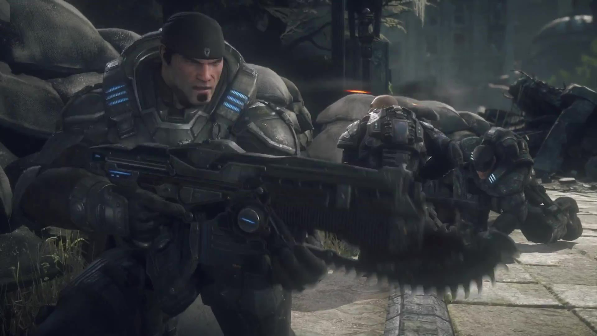 Gears of War: Ultimate Edition Widescreen
