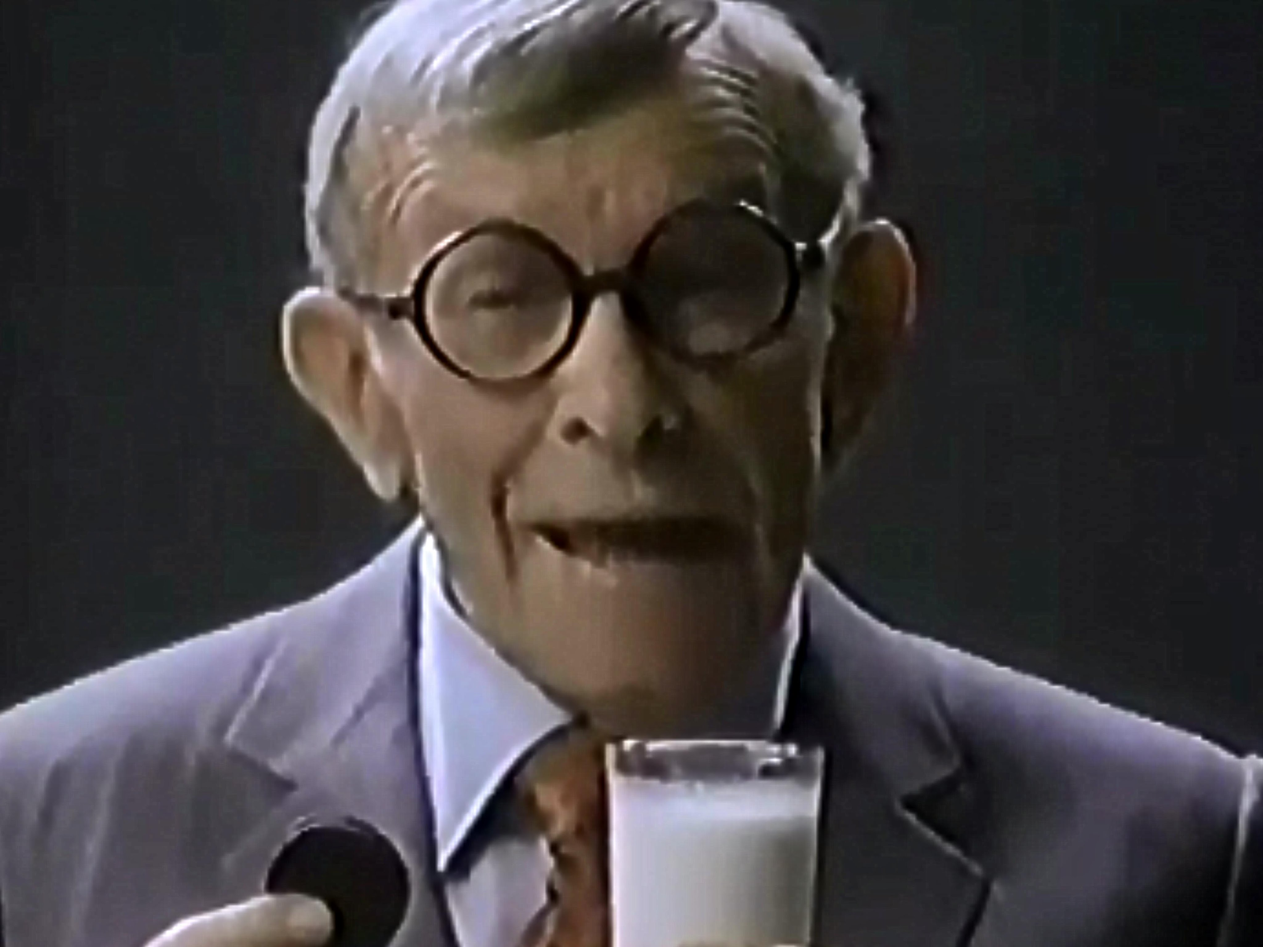 George Burns Widescreen
