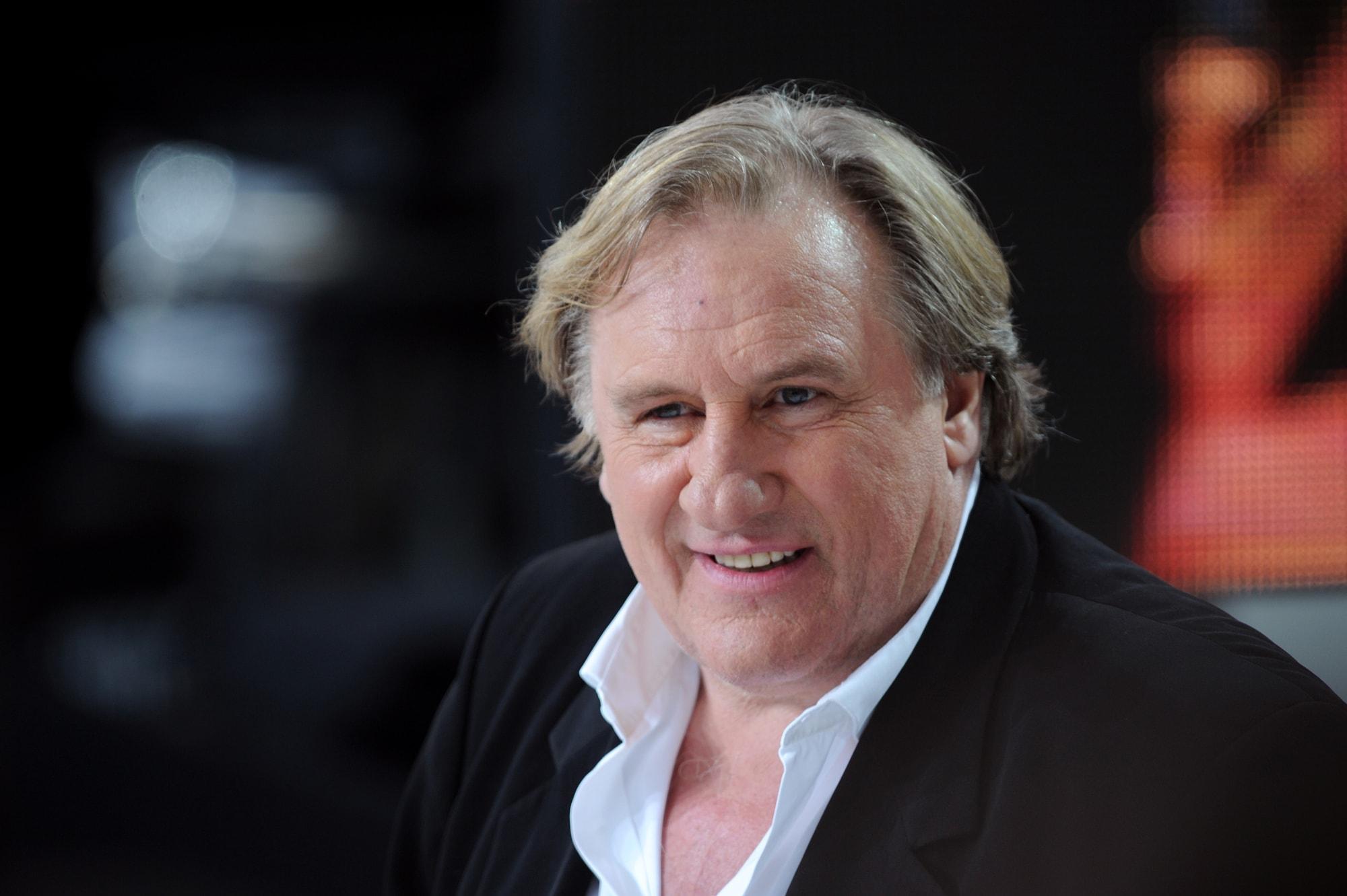 Gerard Depardieu Widescreen