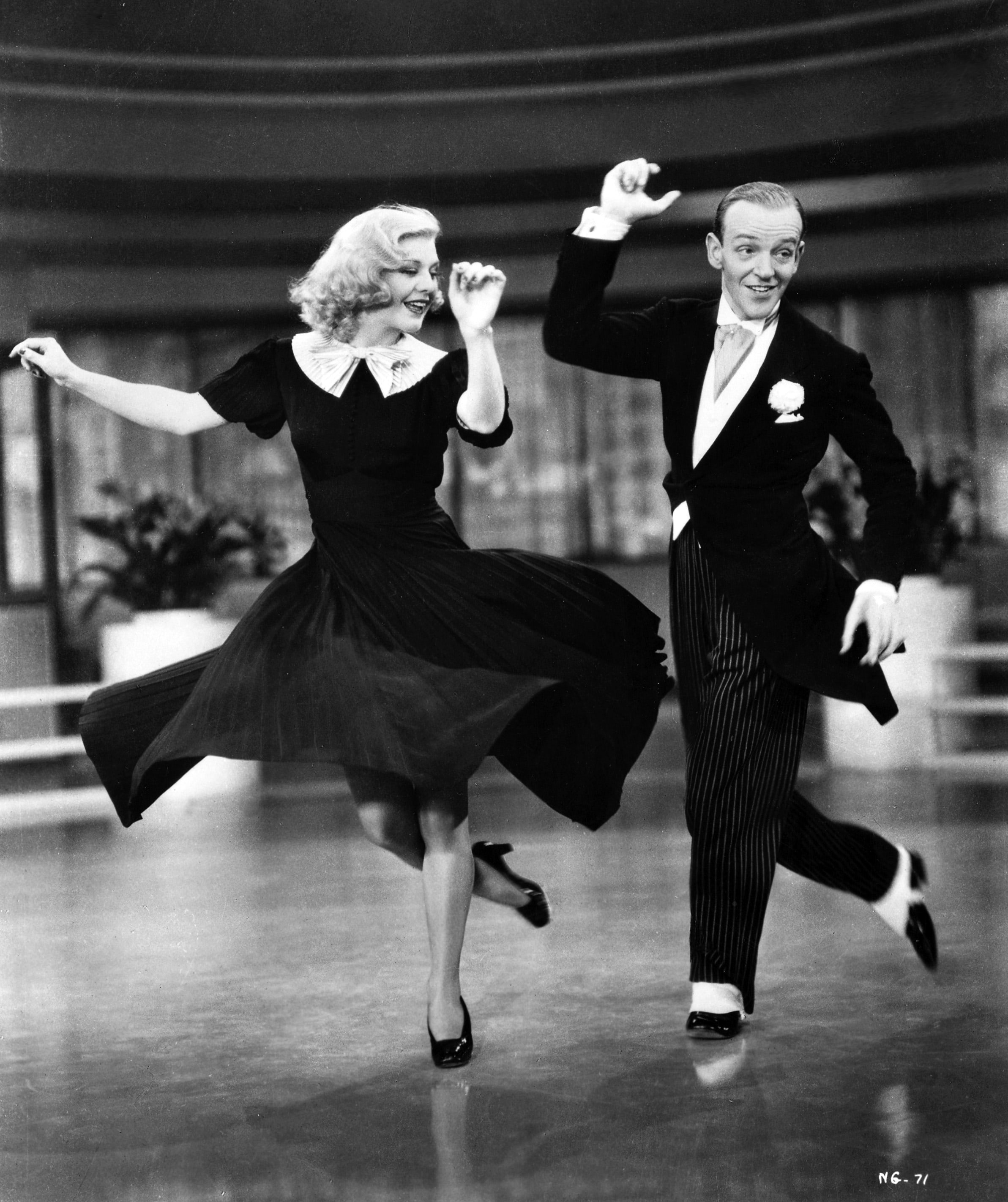 Ginger Rogers Free