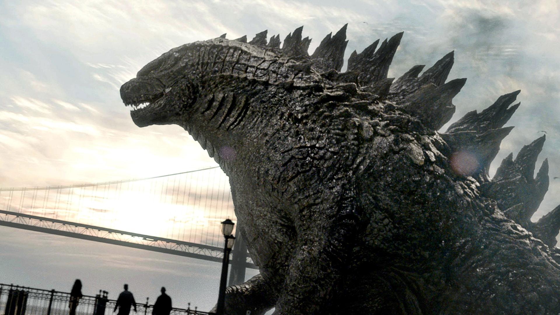 Godzilla 2014 Widescreen