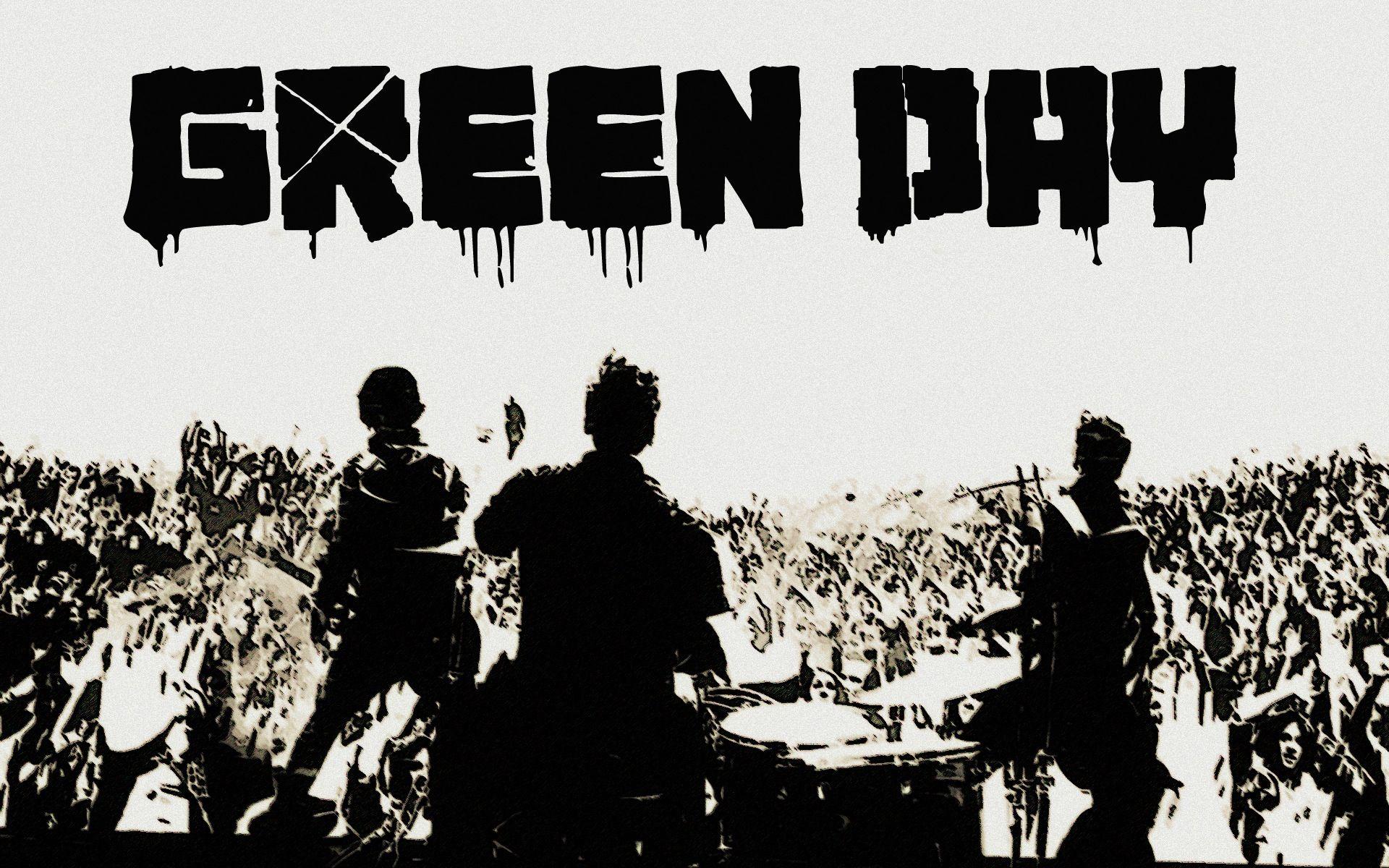 Green Day Widescreen