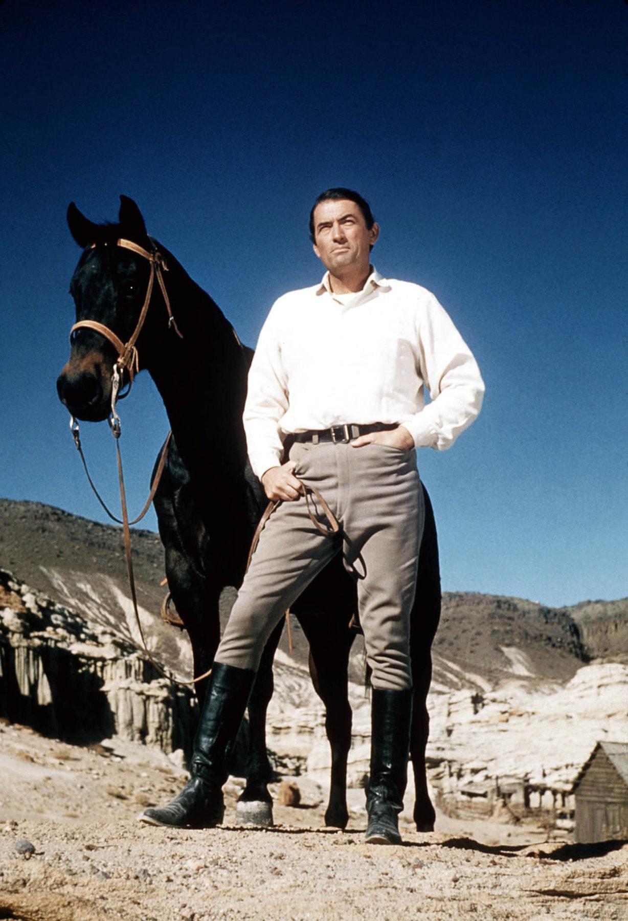 Gregory Peck Widescreen