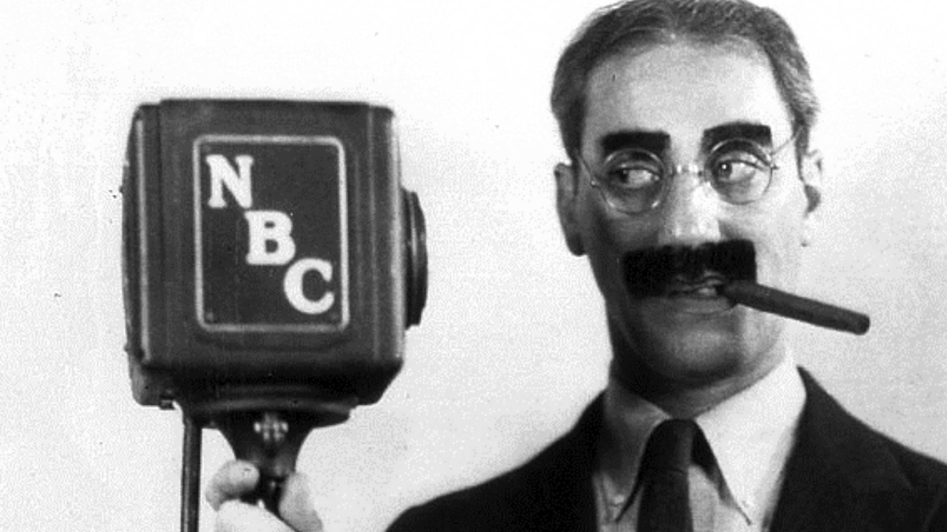 Groucho Marx Widescreen