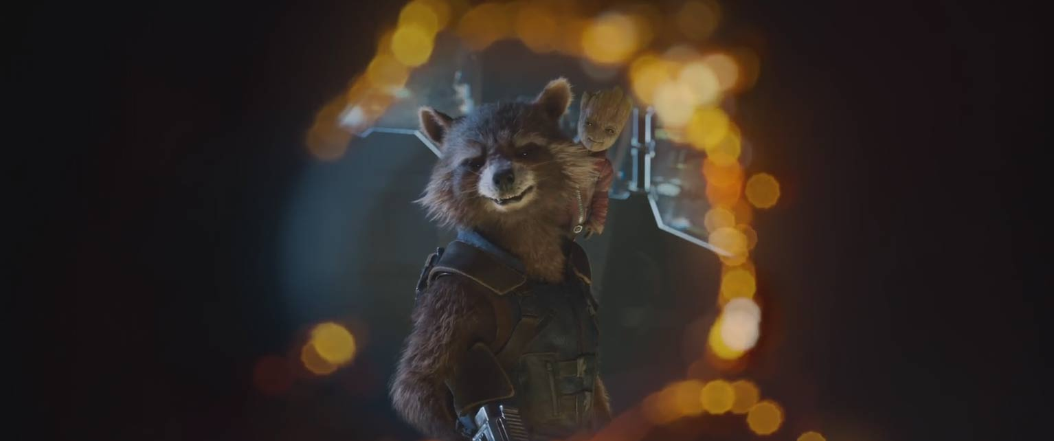 Guardians of the Galaxy Vol. 2 Widescreen