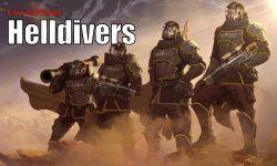 Helldivers Widescreen