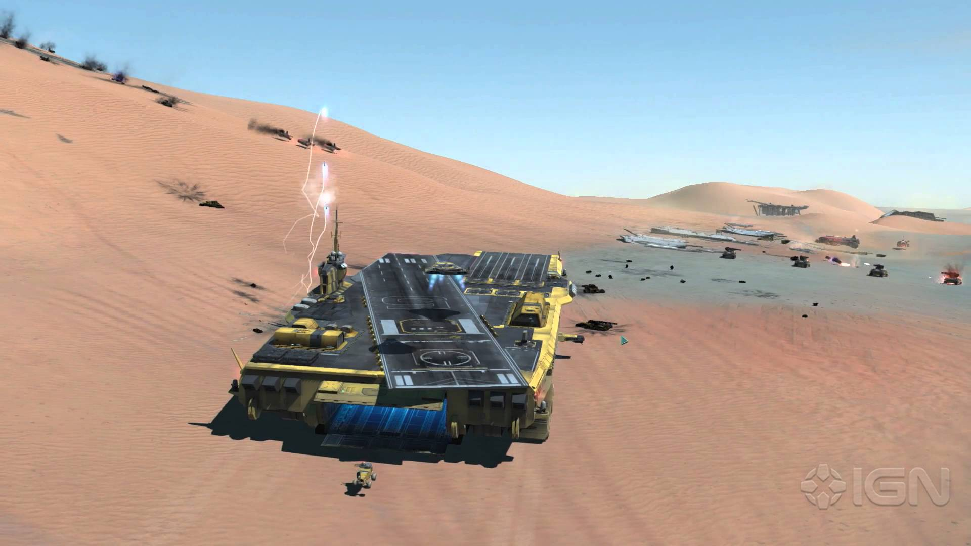 Homeworld: Deserts of Kharak Widescreen