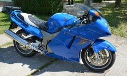 Honda Blackbird CBR1100XX Widescreen