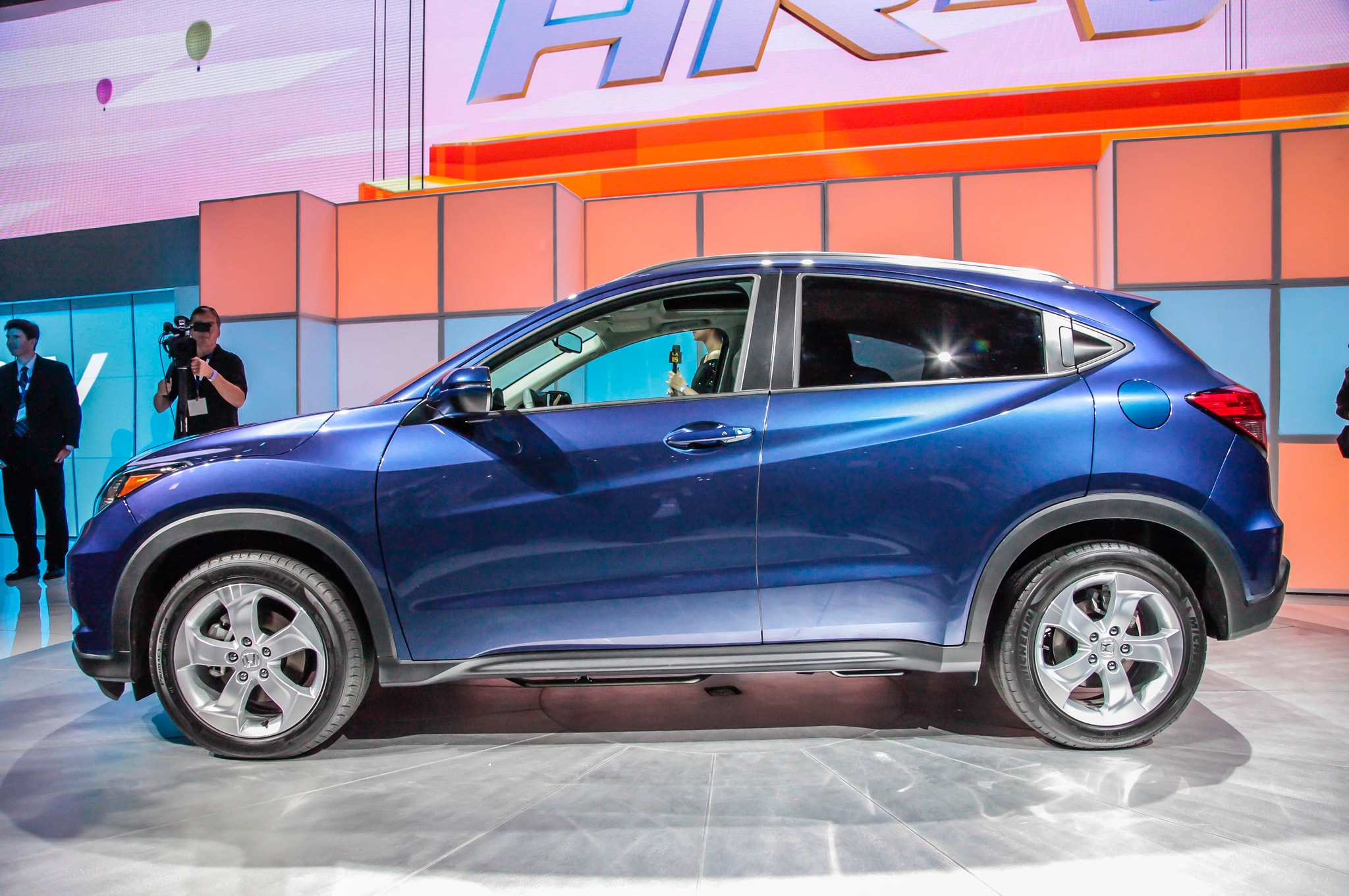 Honda HR-V II Widescreen