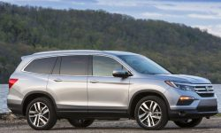 Honda Pilot 3 Widescreen