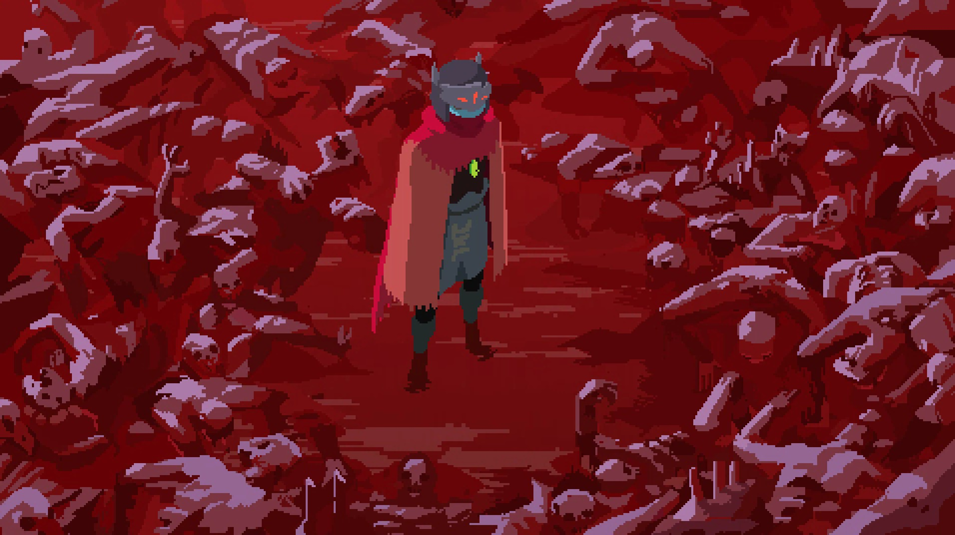 Hyper Light Drifter Widescreen