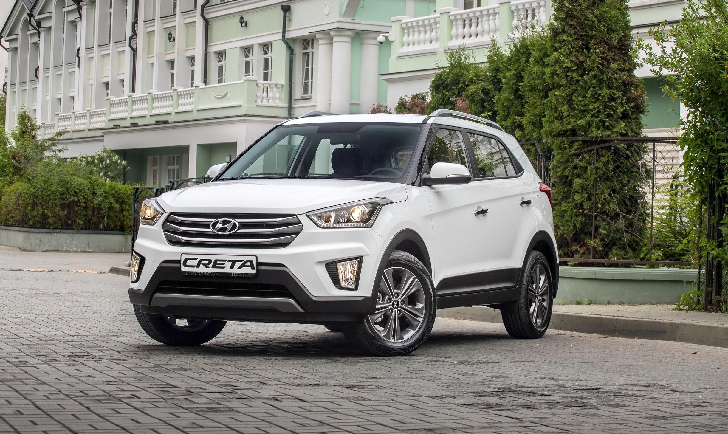 Hyundai Creta Widescreen
