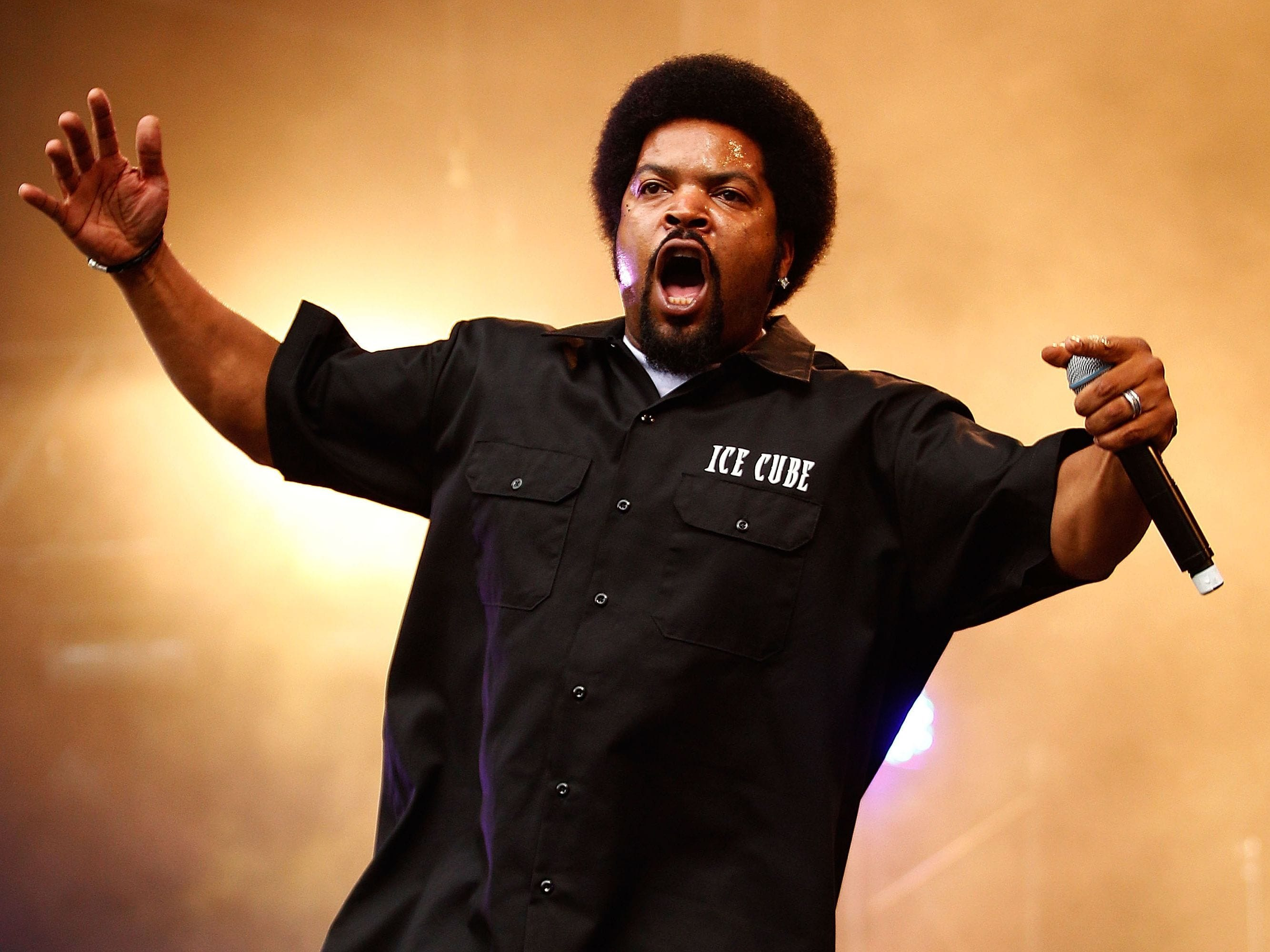 Ice Cube Widescreen