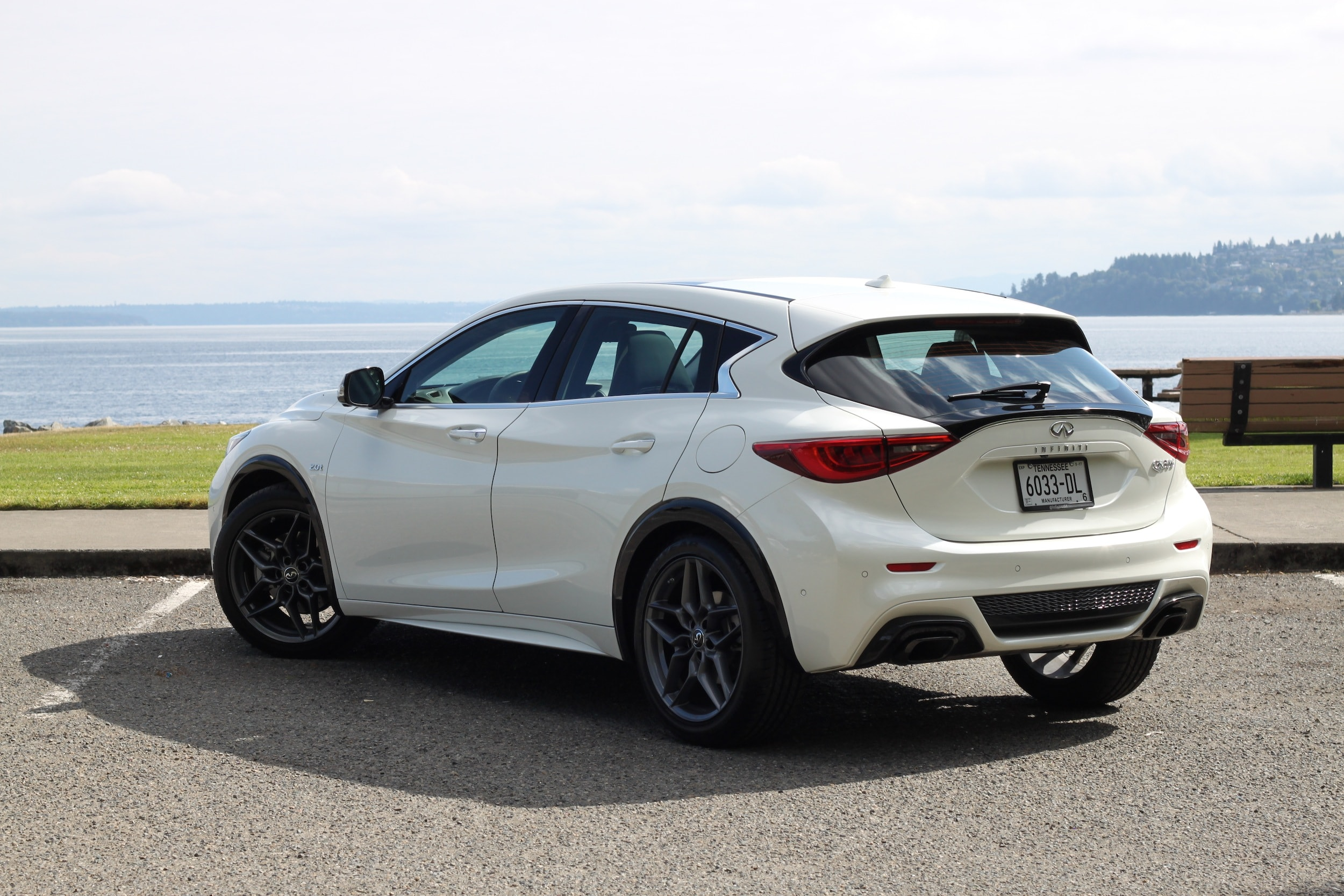 Infiniti QX30 Widescreen