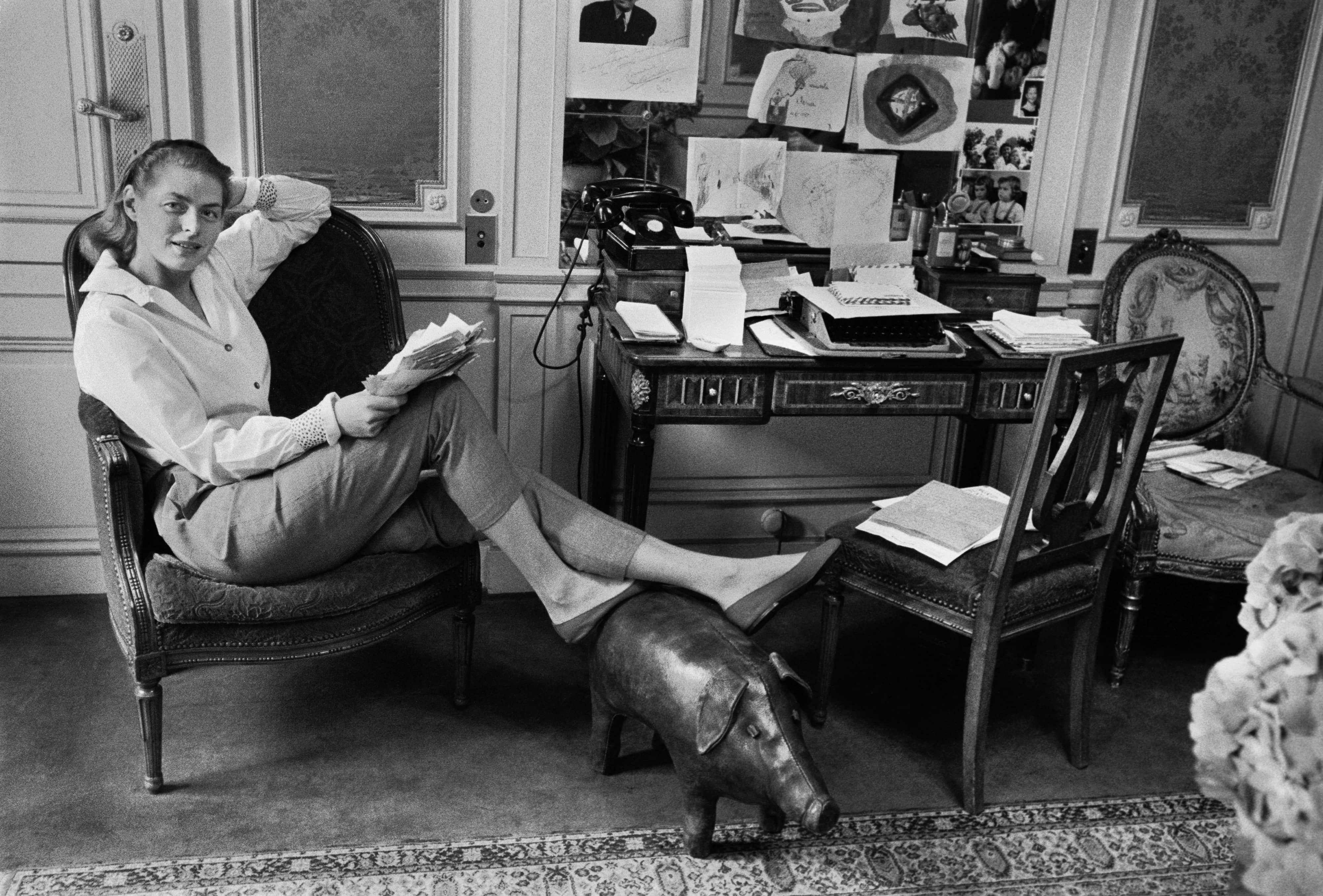 Ingrid Bergman Widescreen