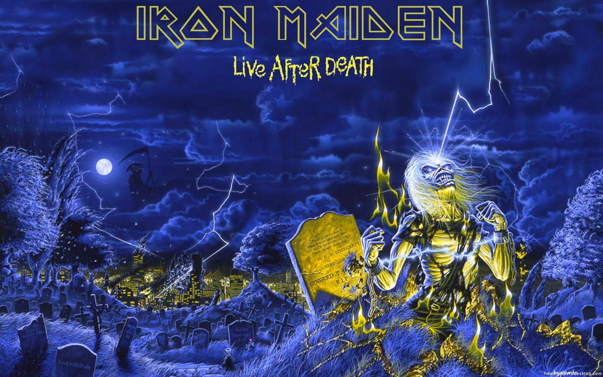 Iron Maiden Widescreen