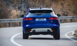 Jaguar F-Pace Widescreen