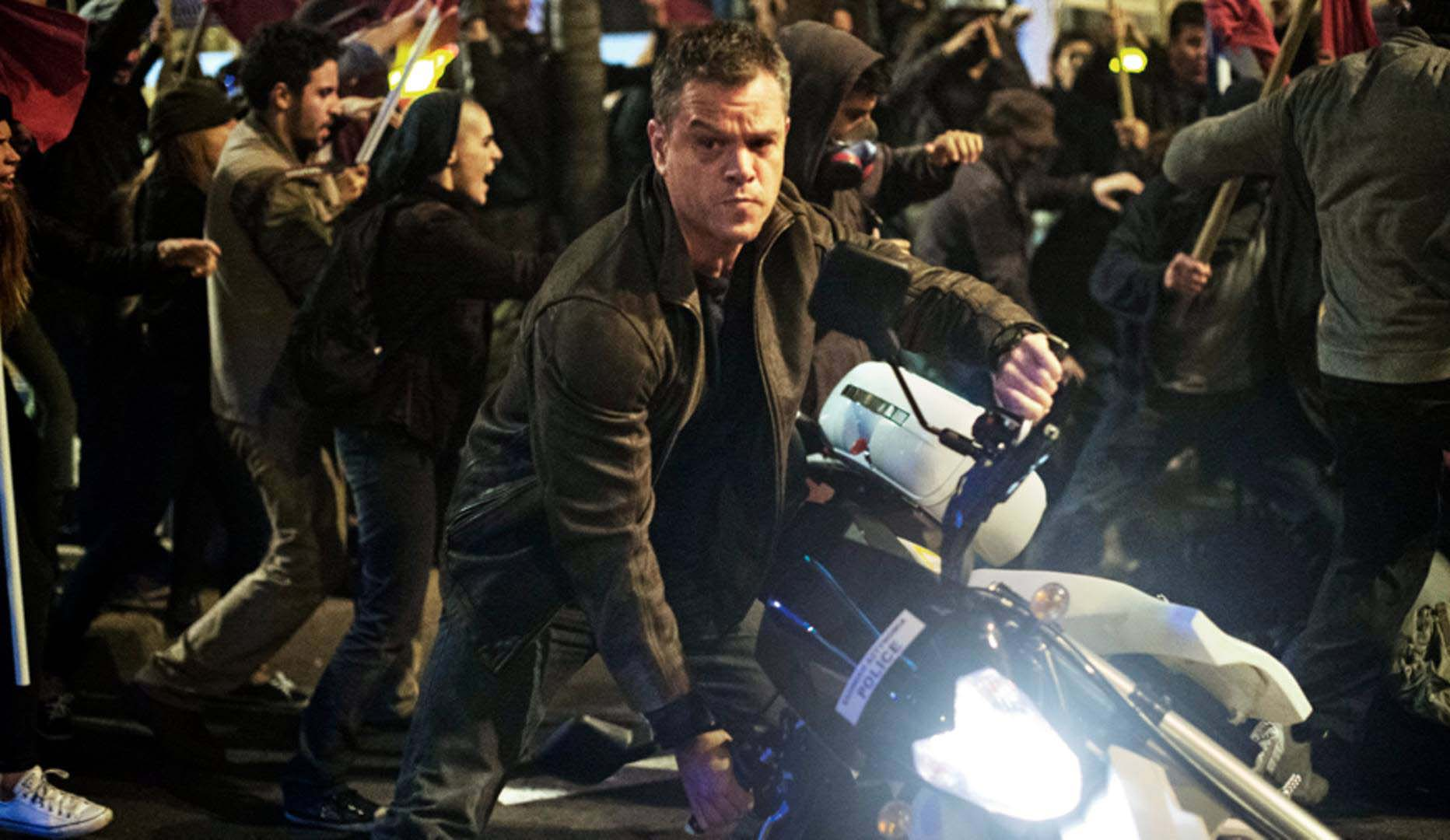 Jason Bourne Widescreen